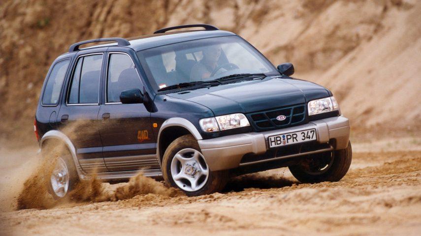 Kia Sportage 1998 1