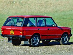 Land Rover Range Rover 1986 2
