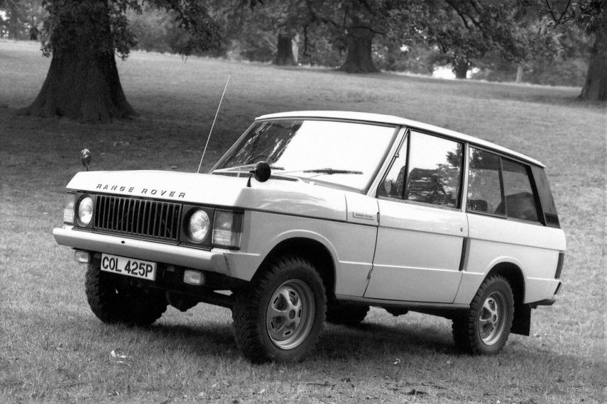 Land Rover Range Rover 3p 1970 5
