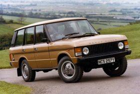 Land Rover Range Rover 5p 1981 2