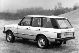 Land Rover Range Rover 5p 1986
