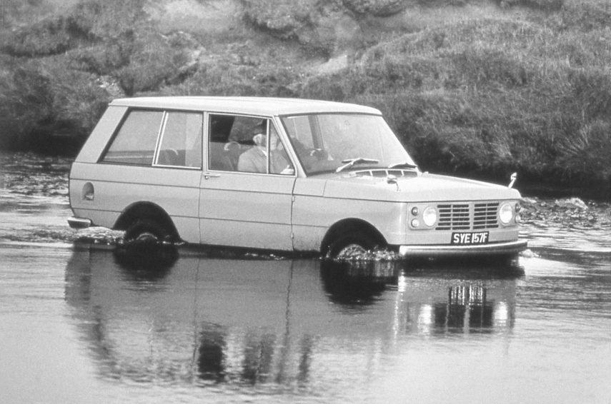 Land Rover Range Rover Velar 100 1