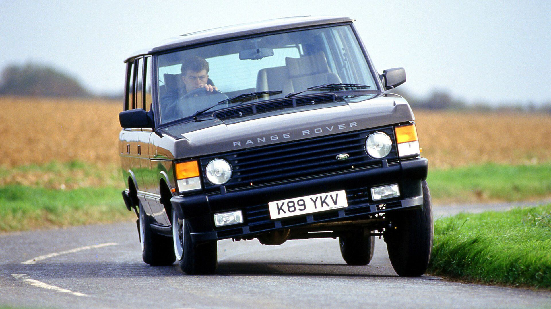 Coche del día: Land Rover Range Rover Classic
