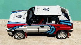LEGO Lancia Delta Integrale Rally Car (2)