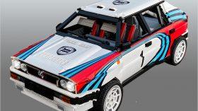 LEGO Lancia Delta Integrale Rally Car (7)