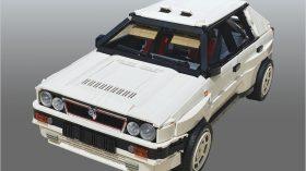 LEGO Lancia Delta Integrale Rally Car (8)