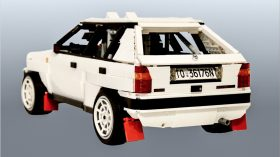 LEGO Lancia Delta Integrale Rally Car (9)