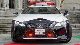 Lexus LC 500 Policía Japón (4)