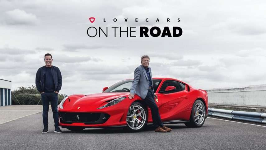 "Tiff Needell vuelve a la televisión con ""Lovecars: On the Road"""