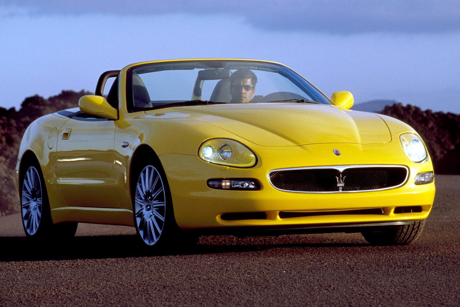 Coche del día: Maserati Spyder GT