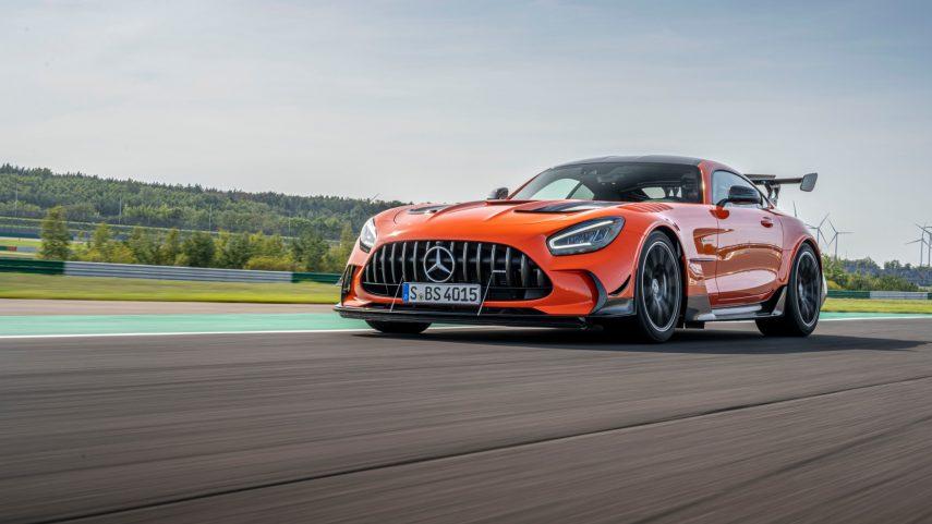 El Mercedes-AMG GT Black Series arrasa en Nürburgring y en Hockenheim