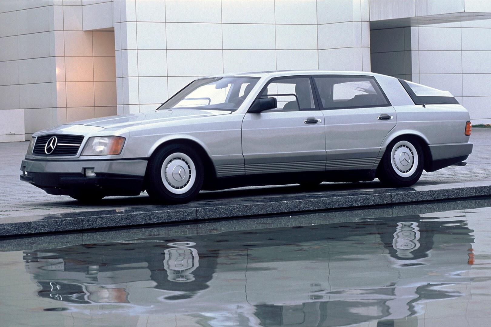 Coche del día: Mercedes-Benz Auto 2000 Concept