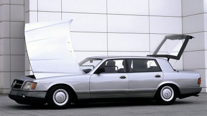 Mercedes Benz Auto 2000 Concept 2