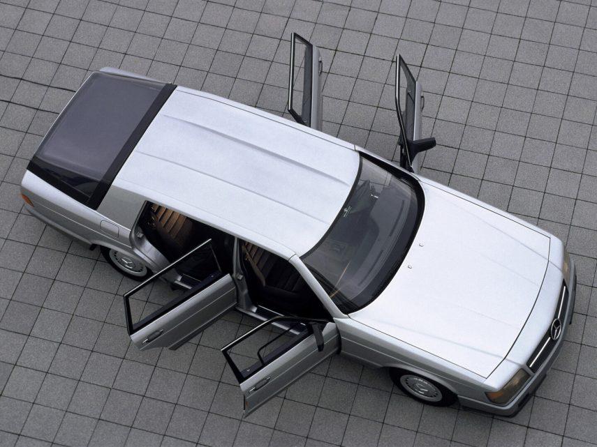 Mercedes Benz Auto 2000 Concept 5
