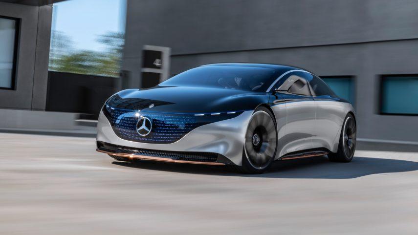 Mercedes podría tener una plataforma para deportivos eléctricos próximamente