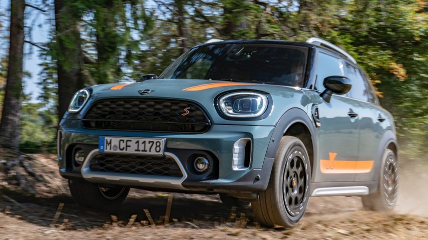 MINI Countryman Powered by X-raid, un paso más cerca del mundo todoterreno