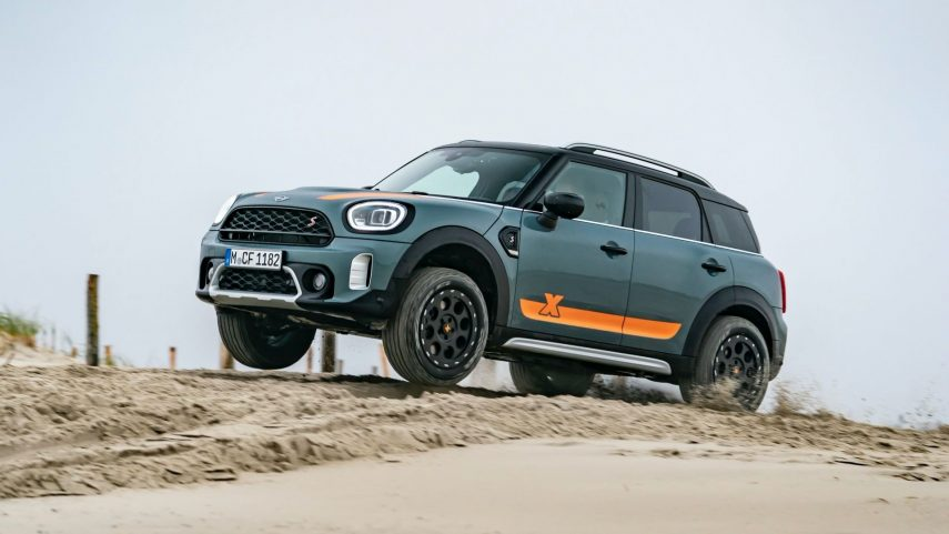 MINI Countryman Powered by X Raid (11)