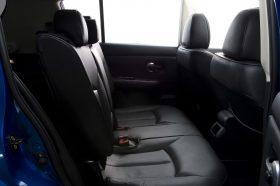 Nissan Tiida hatchback C11 9