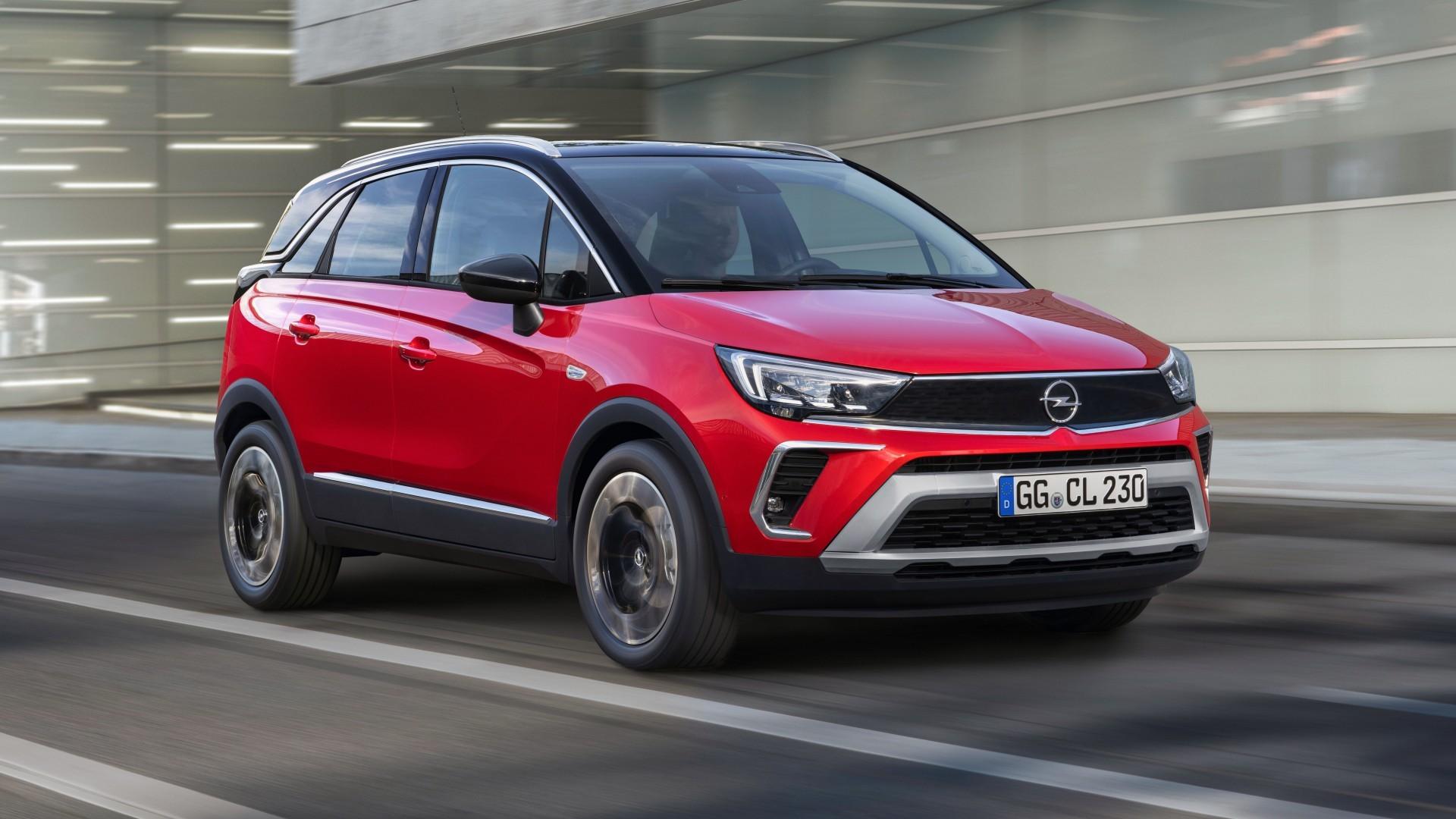 Opel Crossland 2021, pequeñas mejoras para seguir al día