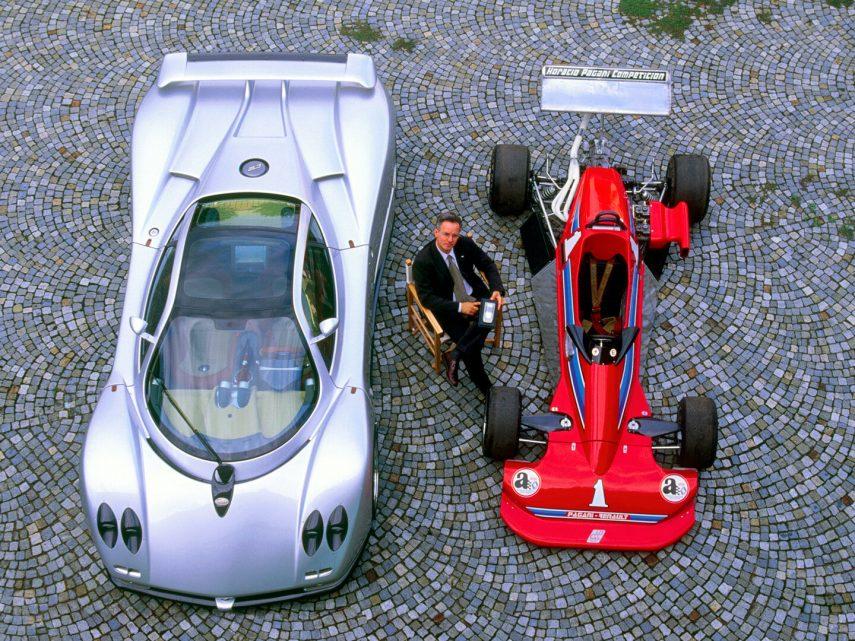 Pagani Zonda C12 1999 1