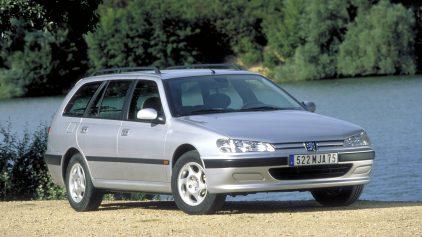 Peugeot 406 Break 1995