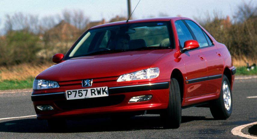 Peugeot 406 sedan 1995
