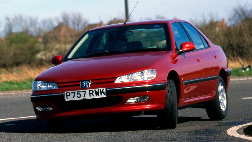 Coche del día: Peugeot 406