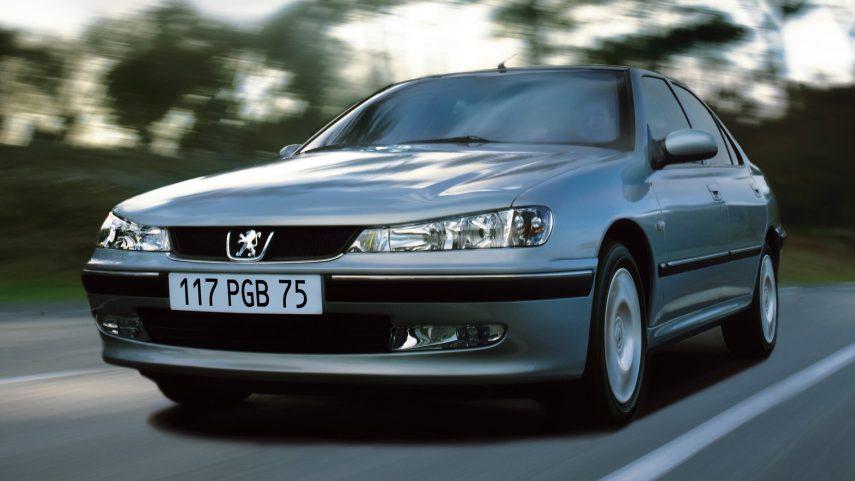 Peugeot 406 sedan 1999