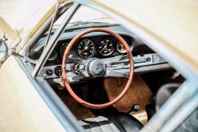Porsche 911 20 Coupe interior 901