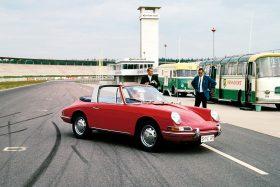 Porsche 911 20 Targa 901