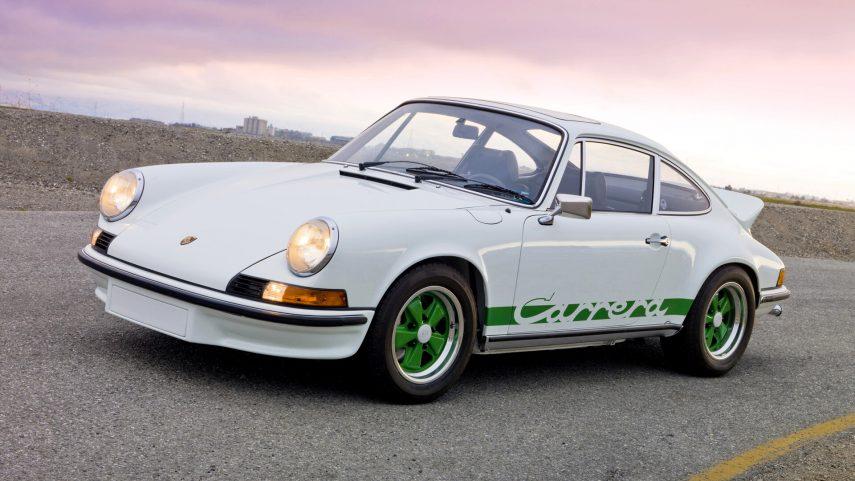 Coche del día: Porsche Carrera RS 2.7 (901)