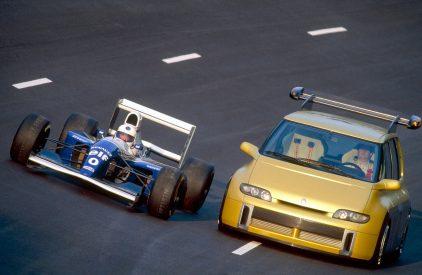 Renault Espace F1 Concept 1