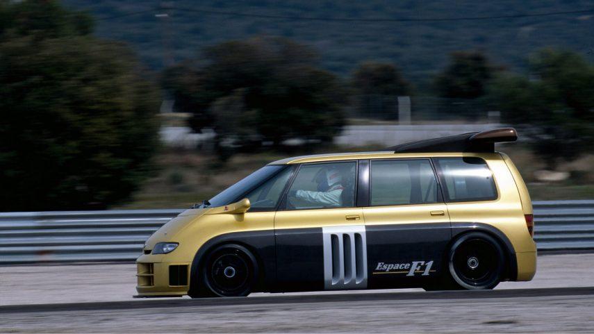 Renault Espace F1 Concept 7