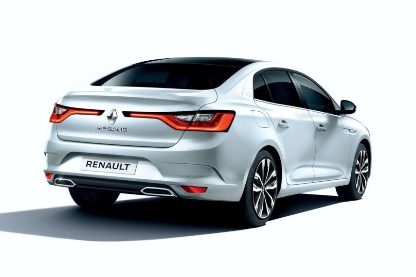 Renault Mégane Sedán 2021 (7)