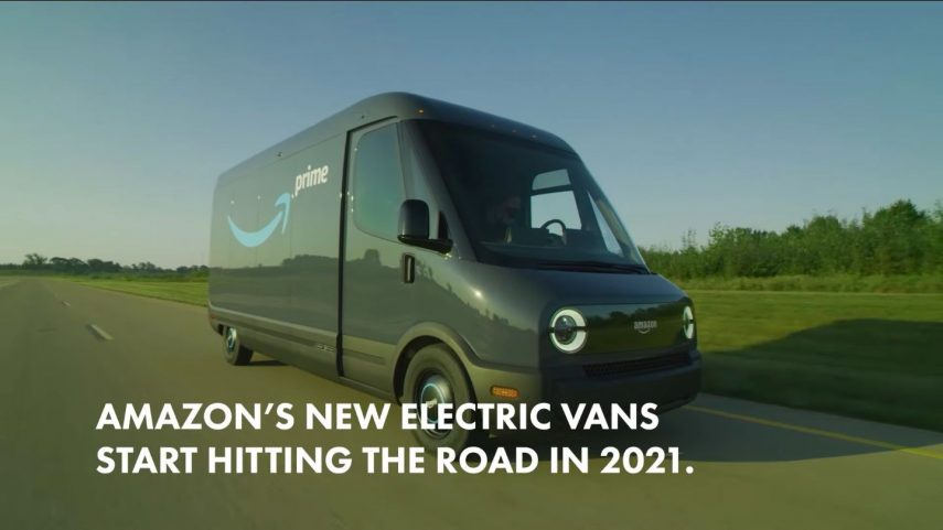 Rivian Amazon furgoneta electrica (1)