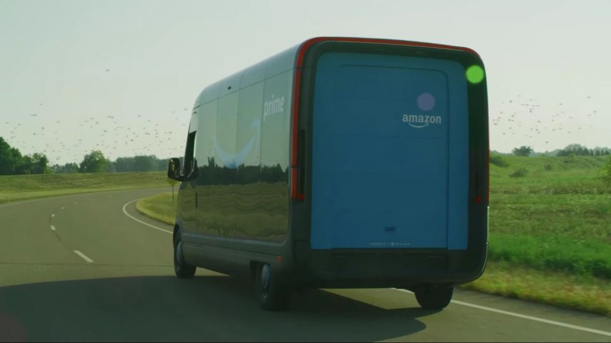Rivian Amazon furgoneta electrica (2)