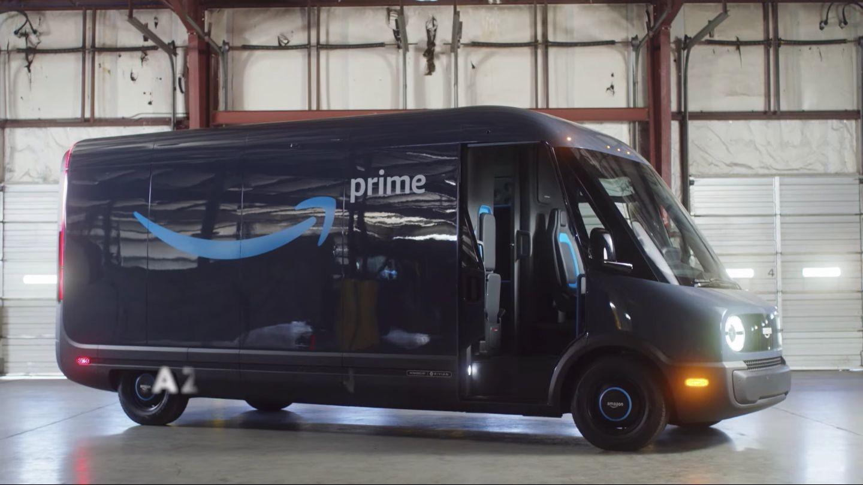 Amazon ya tiene nueva furgoneta eléctrica de reparto