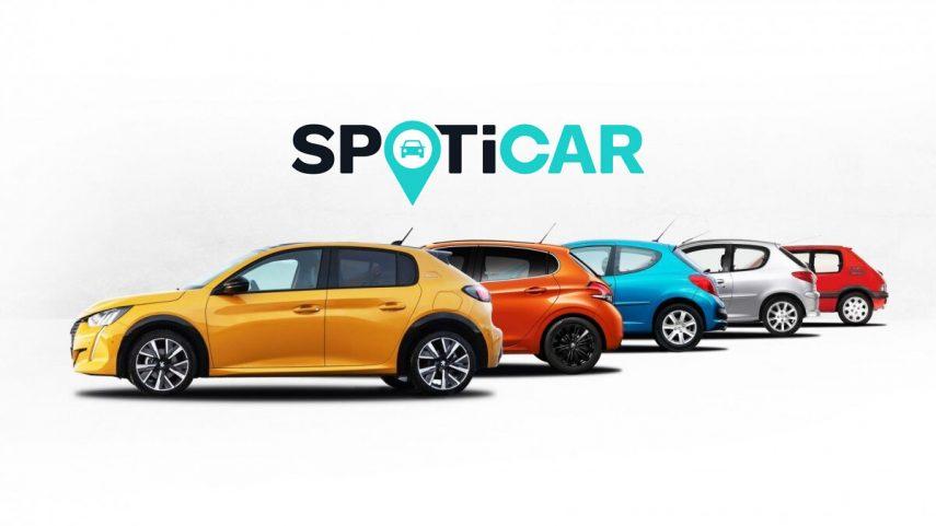 El Grupo PSA inaugura su nuevo portal de compraventa de vehículos de ocasión, Spoticar