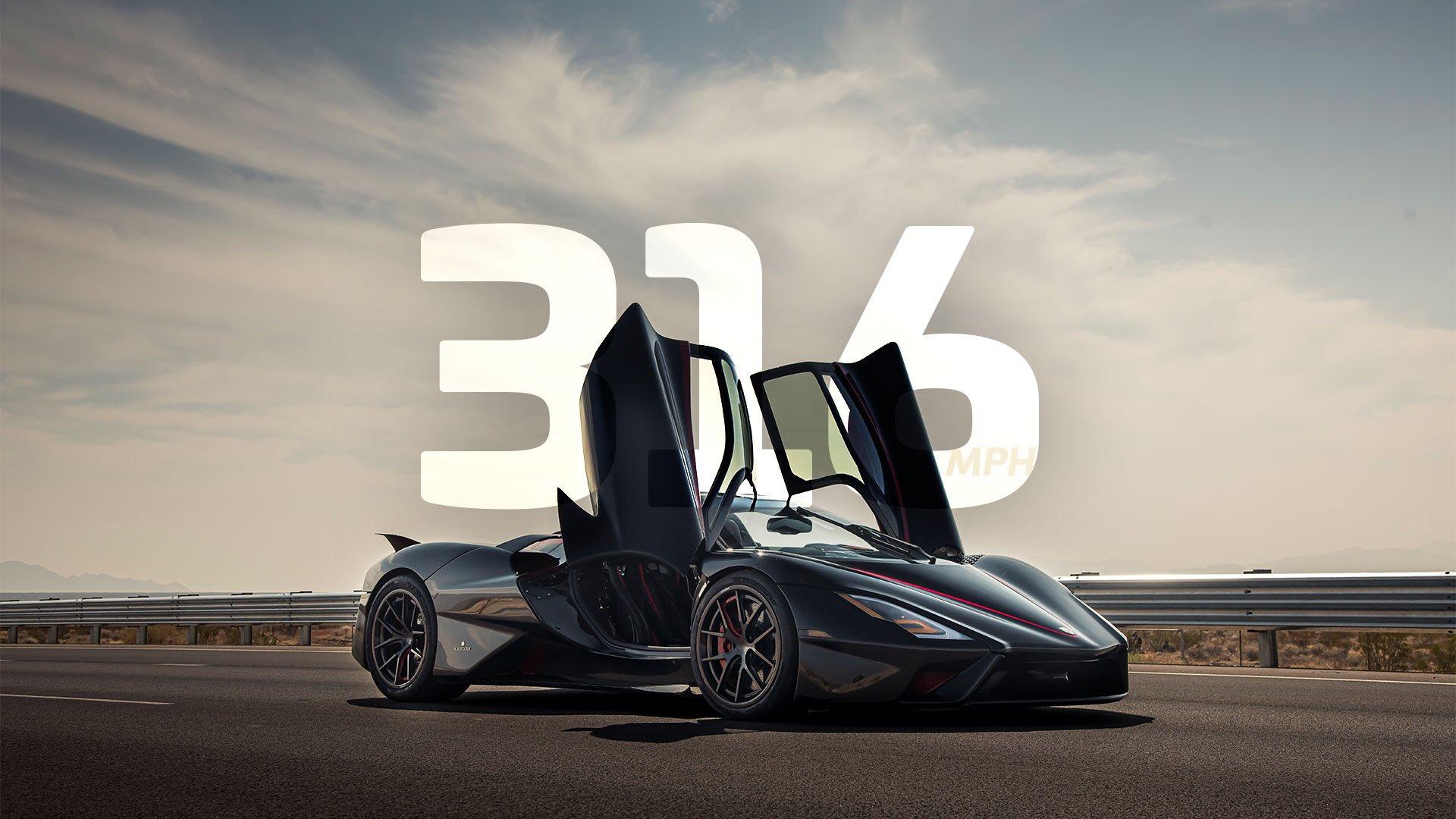 El SSC Tuatara se convierte en el coche de producción más rápido del mundo