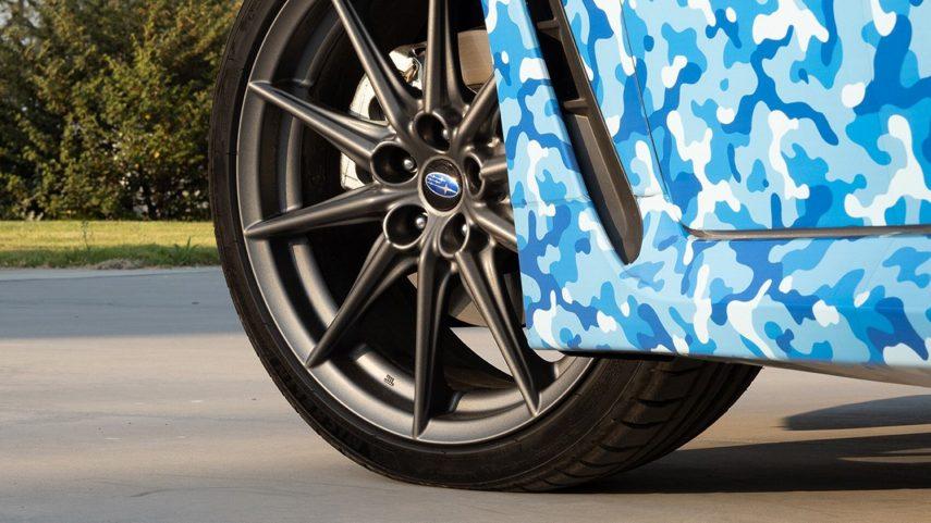 El Subaru BRZ 2022 ya está casi listo para ser disfrutado