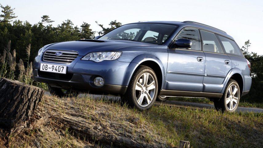 Coche del día: Subaru Outback 2.0D Boxer Diesel (BP)