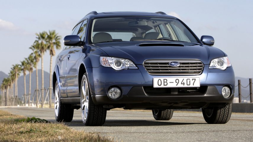 Subaru Outback 20D Boxer Diesel BP 02