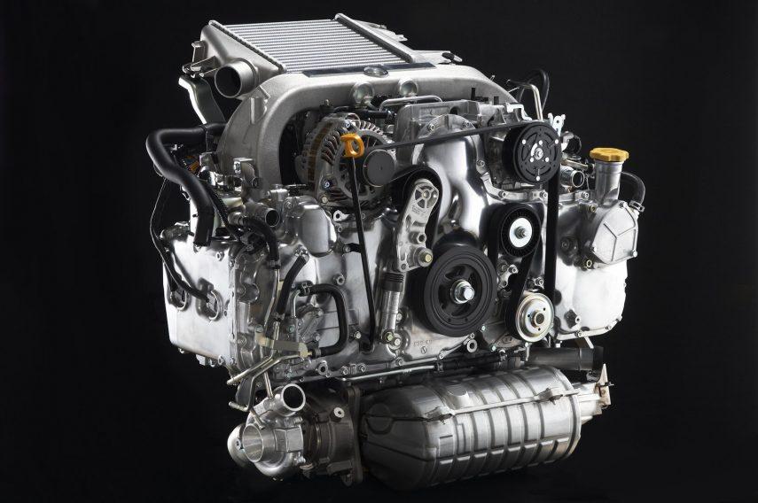 Subaru Outback 20D Boxer Diesel BP 06