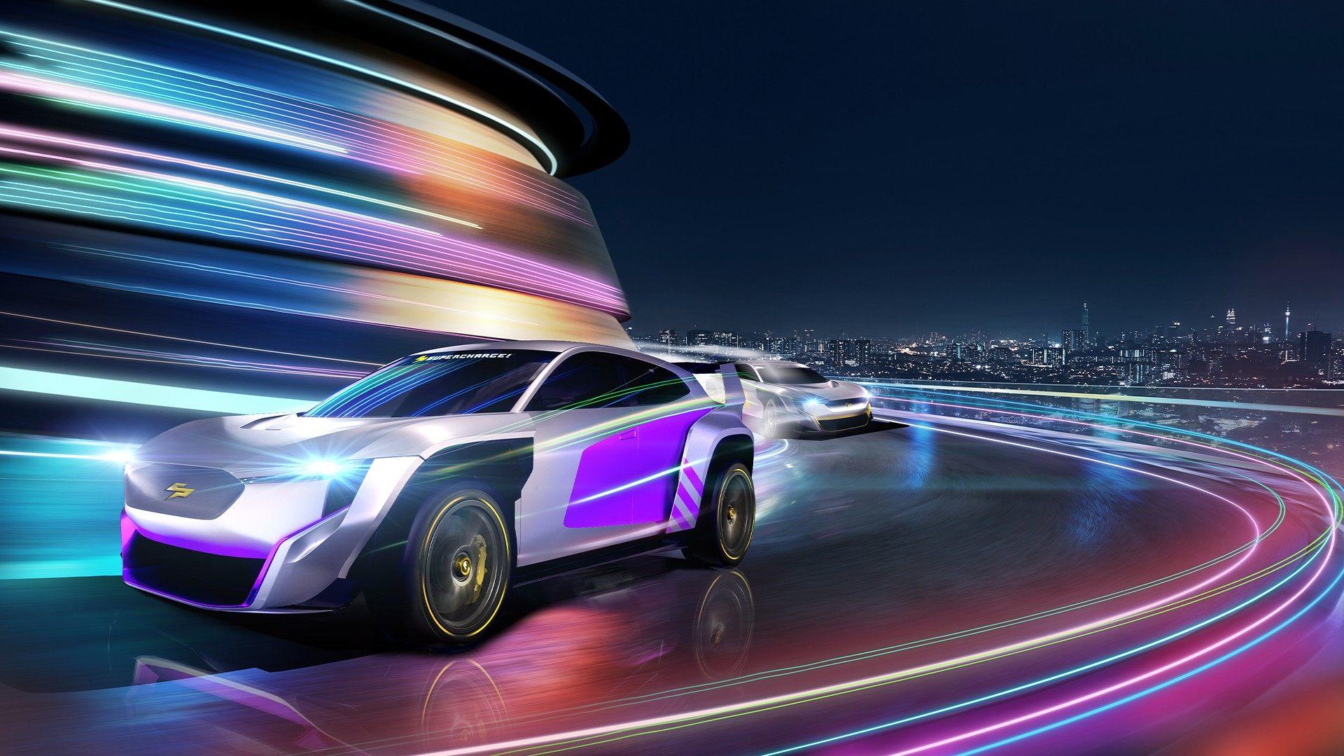 SuperCharge, el nuevo campeonato de SUV eléctricos