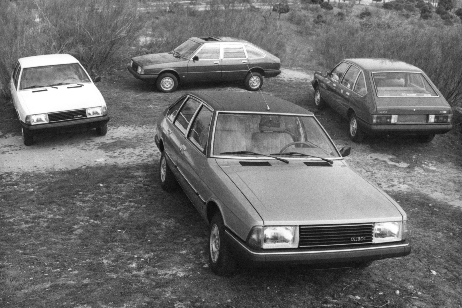 Talbot 150 1980 1
