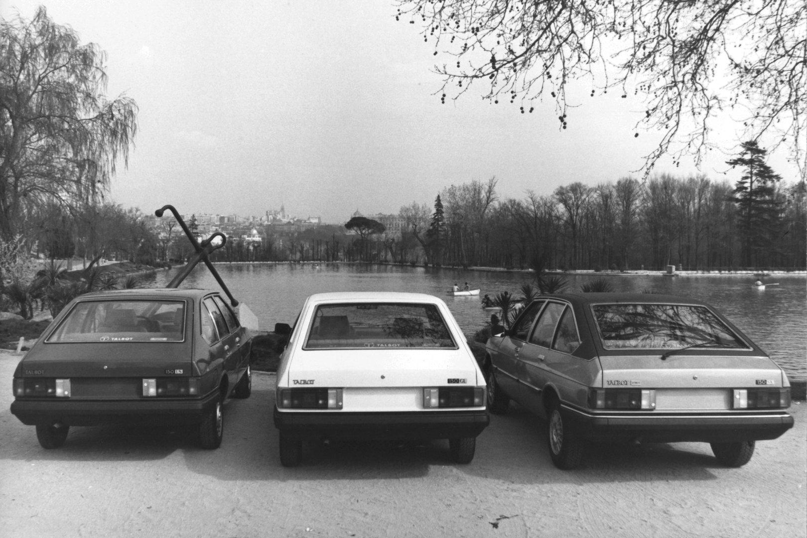 Talbot 150 1980 2