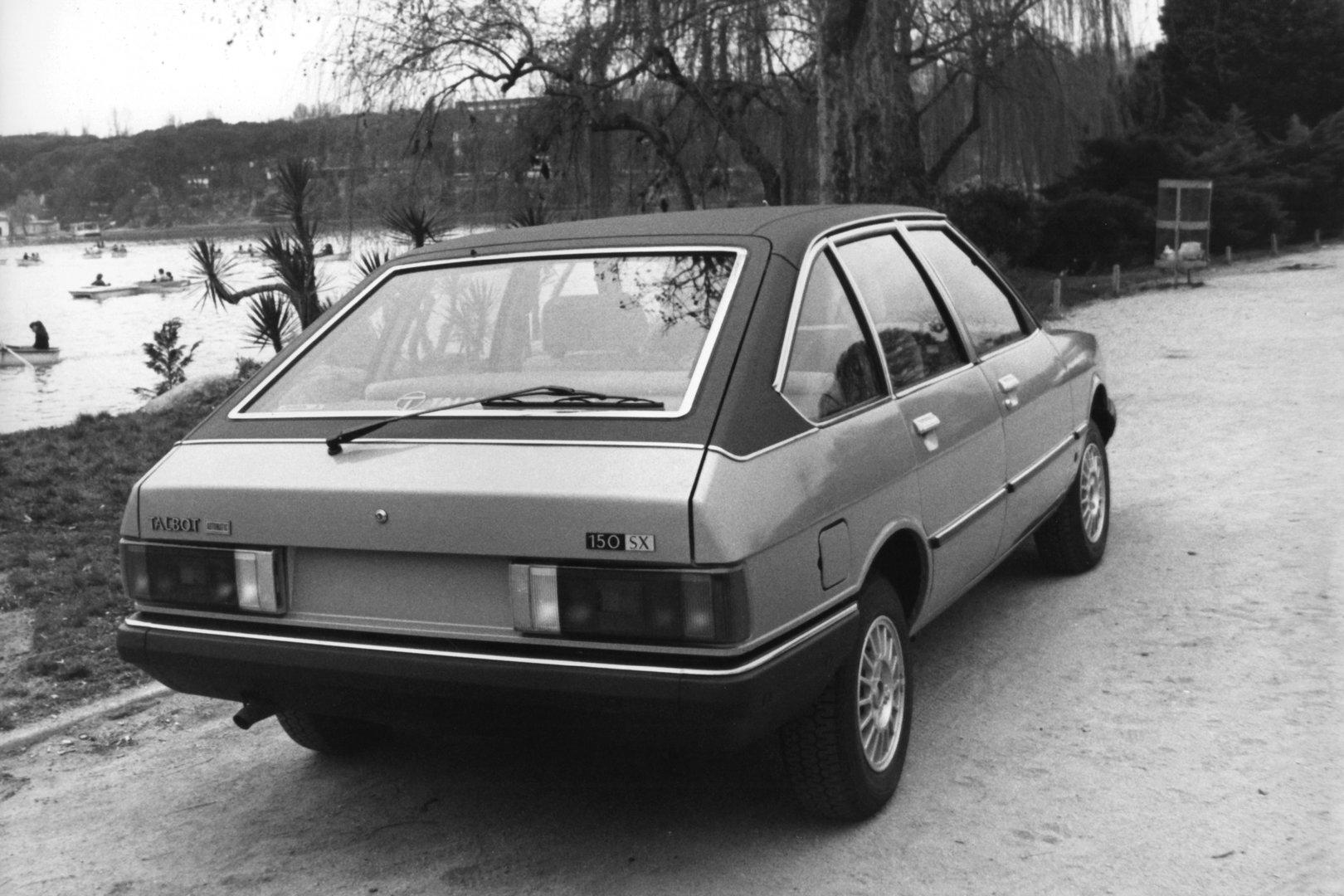 Talbot 150 SX