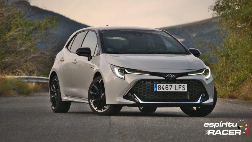 Prueba: Toyota Corolla 180h GR Sport