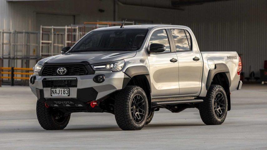 Toyota Hilux Mako, una versión aún más cañera de la pick-up nipona