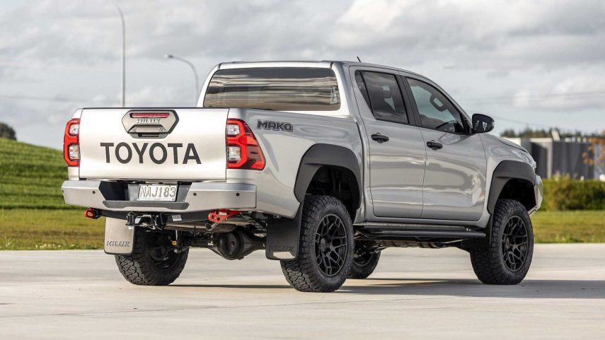 Toyota Hilux Mako 2021 Nueva Zelanda (2)